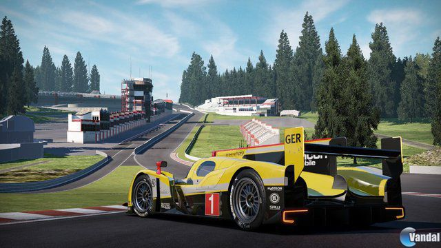 Avance - Project CARS